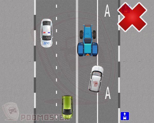 Штрафы за пересечение сплошной линии разметки: какие наказания грозят автовладельцам в 2021 году