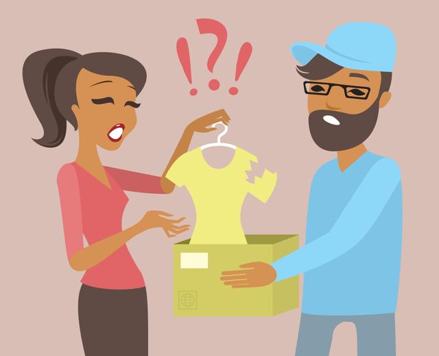 Вернуть товар на Авито: как купить с доставкой, что делать, если частное лицо продало некачественную вещь и не хочет принимать отказ, можно ли ждать возврата денег?