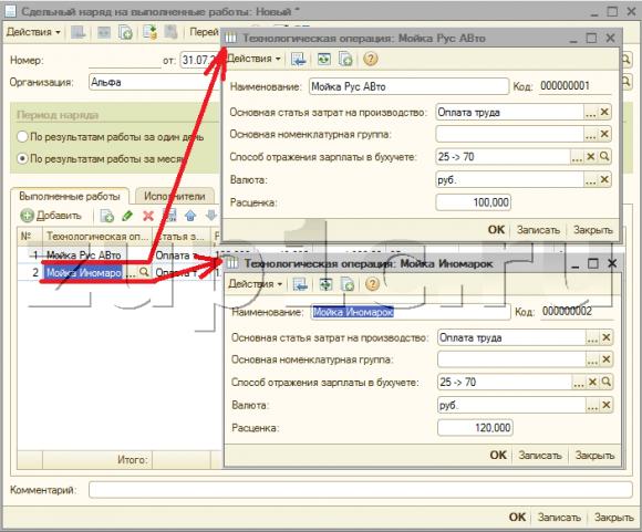 Заказ-наряд на выполнение работ сдельных в строительстве и других: скачать бланк и образец документа и как написать по форме, является ли актом завершения задания?