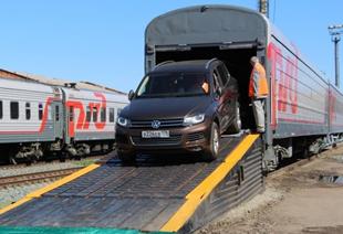 Перевозка автомобилей РЖД: стоимость доставки машины ж/д транспортом в России, и как отправить ТС поездом, какие документы нужны и какова цена услуги?