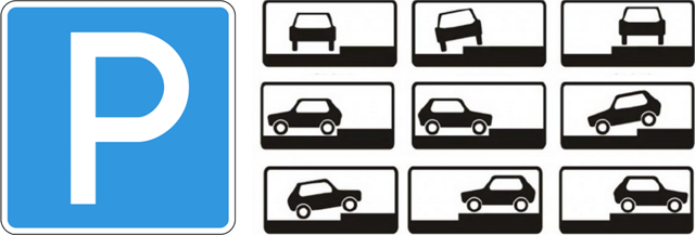 Штрафы за неправильную парковку в 2021 году: за остановку и стоянку на газоне, местах для инвалидов, во дворах, под запрещающим знаком, на тротуаре