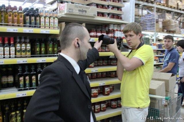 Можно ли снимать в магазинах на камеру: что разрешено фотографировать и записывать на видео и как себя вести?