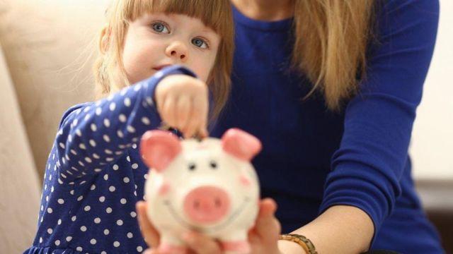 Измененный расчет выплаты на детей от 3 до 7 лет: формула и примеры